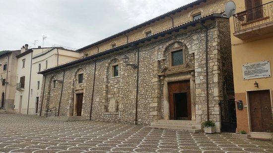 Collelongo, Ιταλία: Esterno