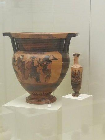 Museo Arqueológico de Olimpia: 20180425_134900_large.jpg