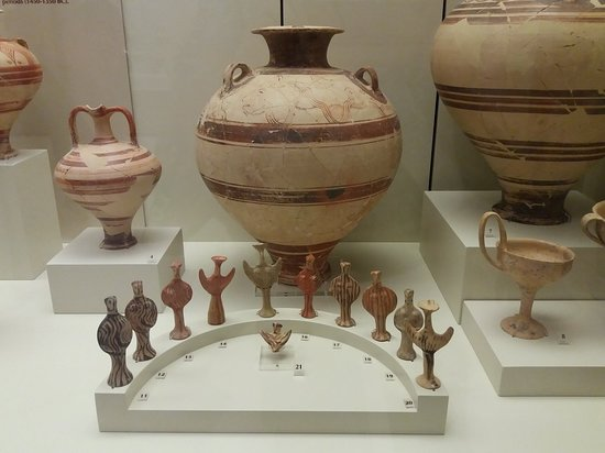 Museo Arqueológico de Olimpia: 20180425_134550_large.jpg
