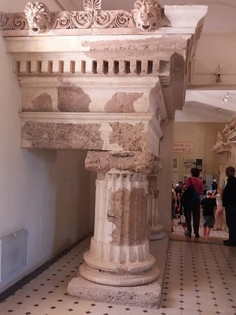 Museo Arqueológico de Olimpia: 20180425_121842_large.jpg