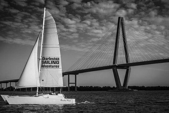 ‪Charleston Sailing Adventures‬