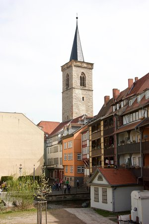 Stadtführungen & Gruppenerlebnisse - Erfurt