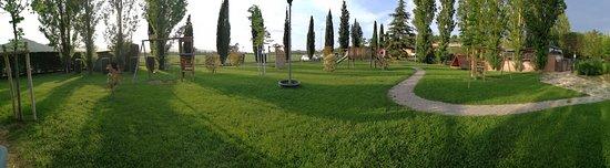Ramazzano, Italia: Parco giochi