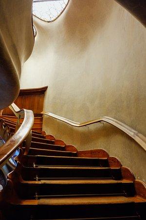 カサバトリョ内部階段