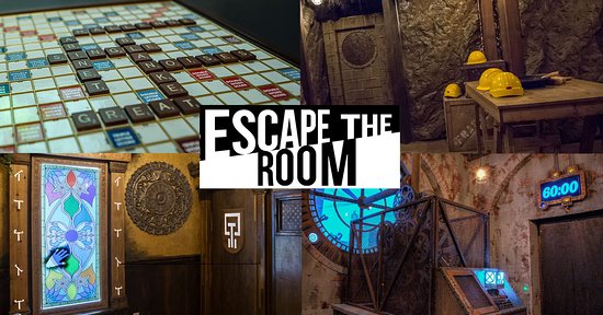 ‪Escape The Room Boston‬