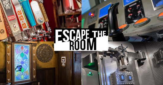 ‪Escape the Room DC‬