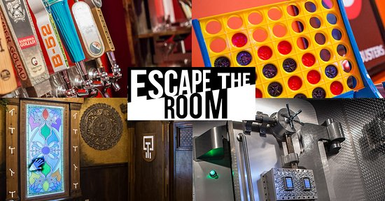 Escape the Room Detroit