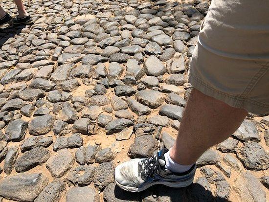 Amatitán, México: Wear comfortable shoes