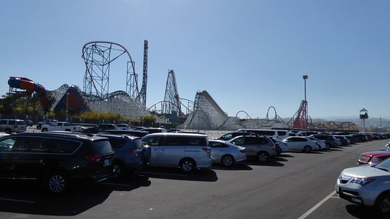 Six Flags Magic Mountain 사진