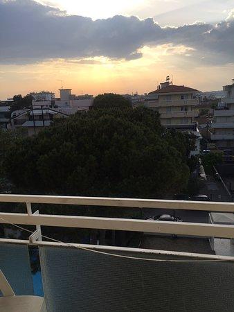 Hotel Bahama: vista terrazzino