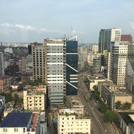 دكا, بنجلاديش: Bird's Eye Roof Top Restaurant and Convention Hall
