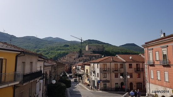 Brienza, Италия: local view from an elevated position