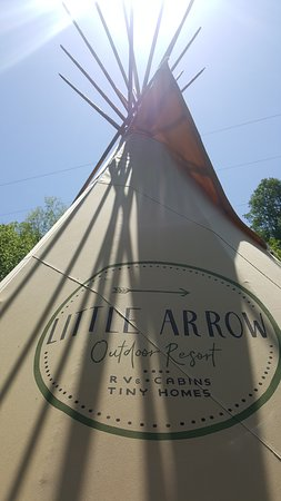 Little Arrow Outdoor Resort Photo