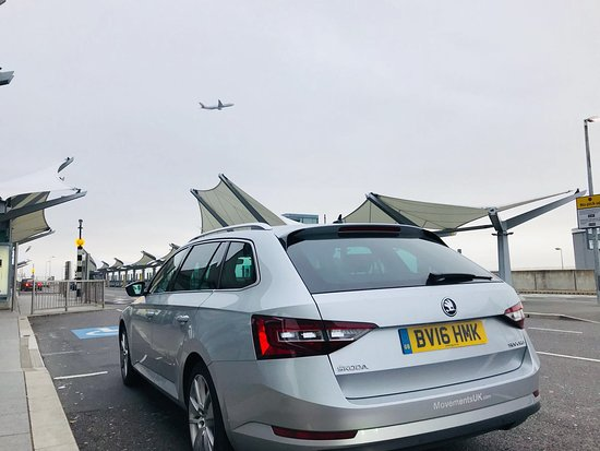 Shepshed, UK: Movements UK Airport Taxi