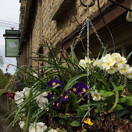 Shipton under Wychwood, UK: The lovely Lamb Inn