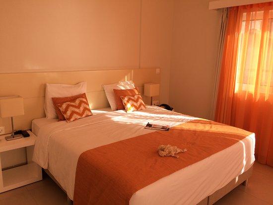 Hotel Tiduca: très agréable avec ses 2 fenêtres