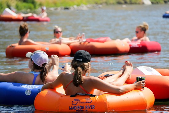 Bozeman, MT: Madison River Tubing Trip