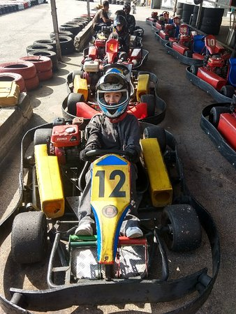 Sao Bernardo Do Campo, SP: Kart SBC