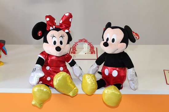 Smile: Minnie e Mickey