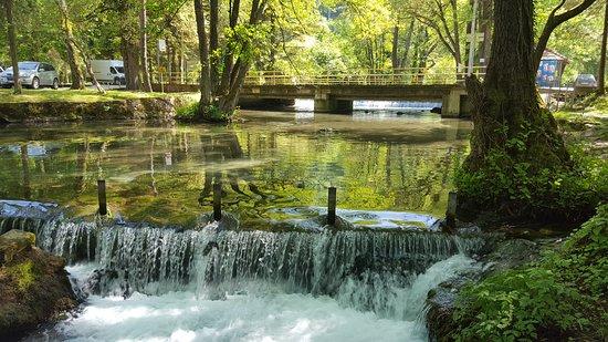 Perucac, Serbia: Waterfalls 3
