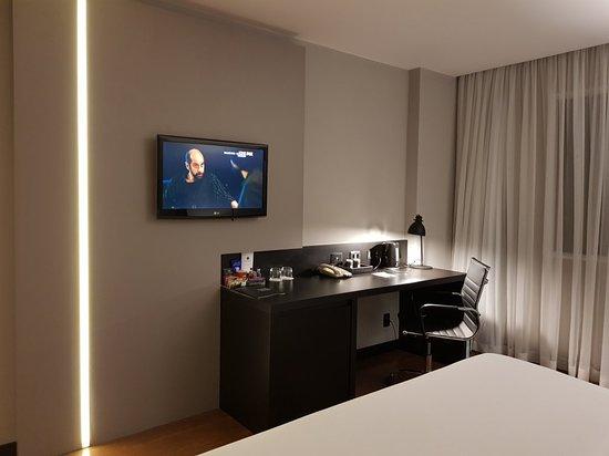 Grand Mercure Sao Paulo Vila Olimpia: Modernas y confortables instalaciones