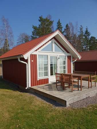 Sjotorp, Sverige: Askeviks Camping & Stugor