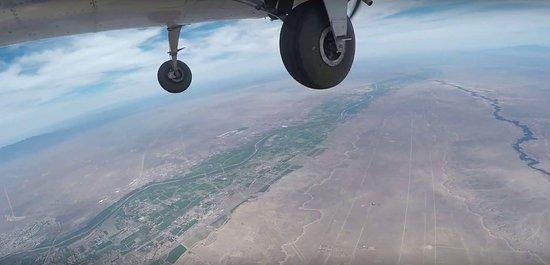 Belen, NM: Desert views?