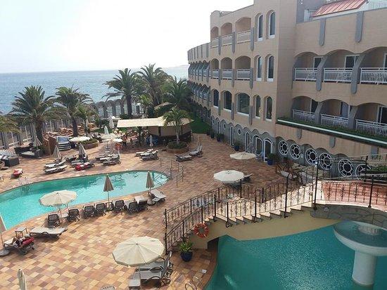 San Agustin Beach Club: View from the room