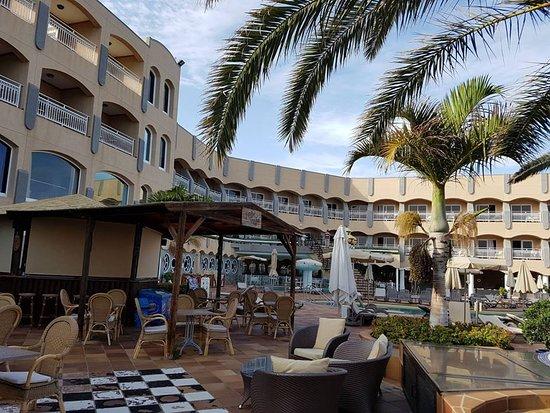 San Agustin Beach Club: Outside