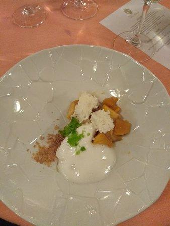 Via Veneto : Жиронские яблоки в йогуртовом кексе