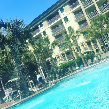 Marriott's Barony Beach Club Photo