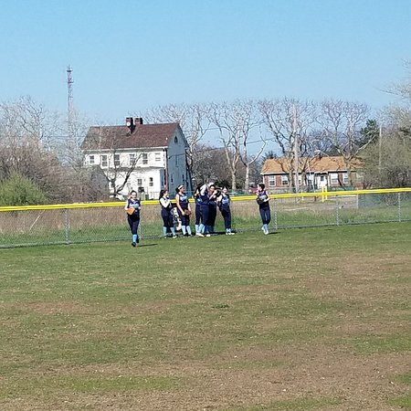 Breezy Point, NY: Activities at Ft Tilden ball fields