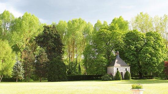 Brion, ฝรั่งเศส: La chapelle (1730)