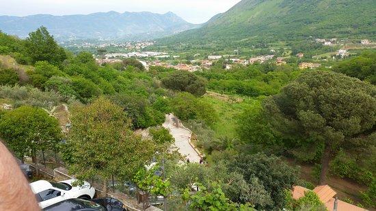Paesaggio dall'Agriturismo Miravalle