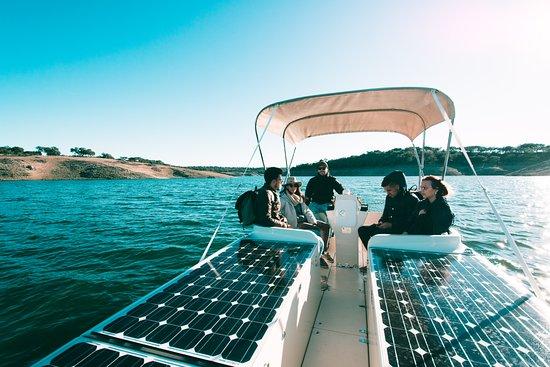 Alem Tejo Eco Boat Tours