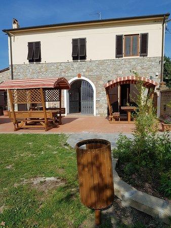Santa Luce, إيطاليا: Relax nelle colline pisane