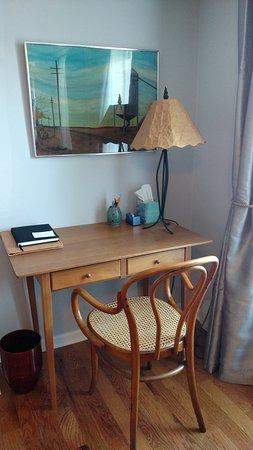 Kingston, Нью-Йорк: Desk Area