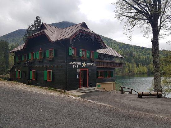 Fusine in Valromana, Włochy: il ristorante