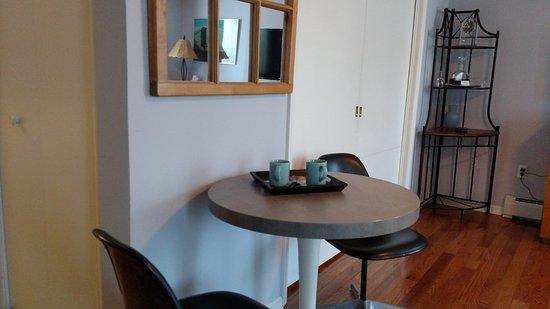 Kingston, Нью-Йорк: Dining Area