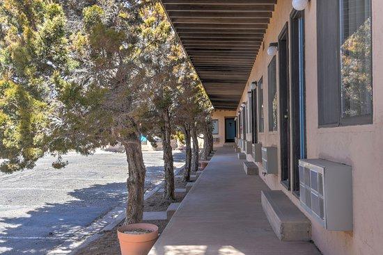 Tomahawk Lodge: Eastern Rooms