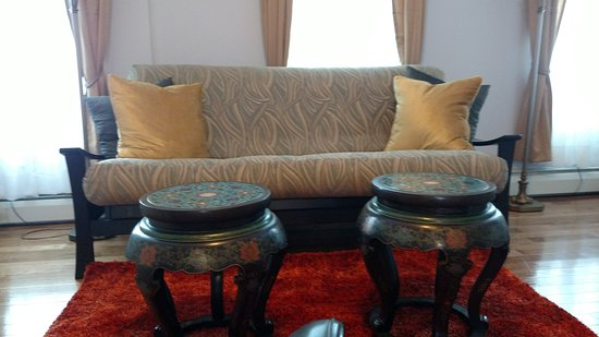 Kingston, NY: Cloisonne Coffee Tables