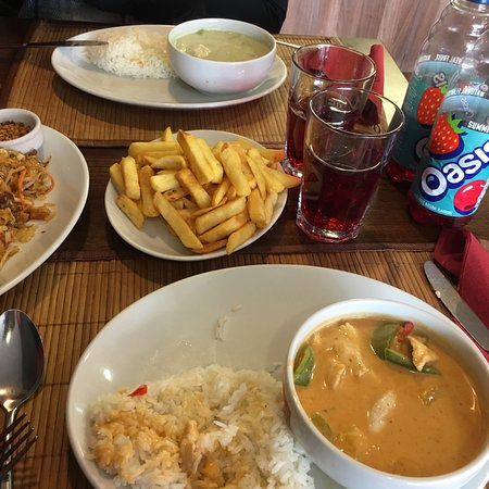 Thai Garden Cafe Manvers
