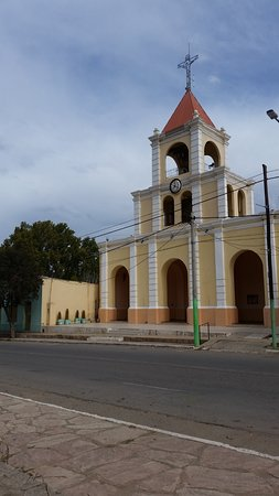 Famatina, Argentina: Parroquia San Pedro