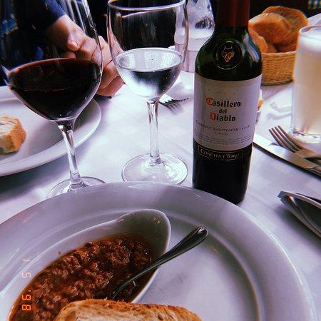 Jardim De Napoli: Gnocchi con Polpette e Lasagna al Sugo