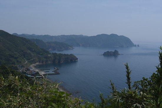 Minamiizu-cho, ญี่ปุ่น: 思わず歓声を上げる眺め