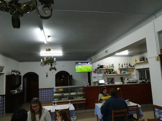 Monte Real, Portugal: Sala