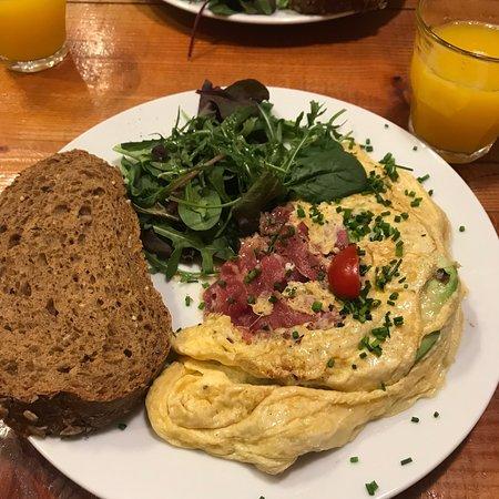 Omelegg - De Pijp: Omelete