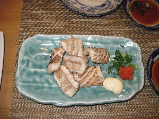 Ichirin: 赤まんぼうの水揚げが多く、まんぼう腸がメニューに出ることも