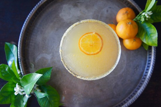 Ojai, CA: Pixie Drop Martini