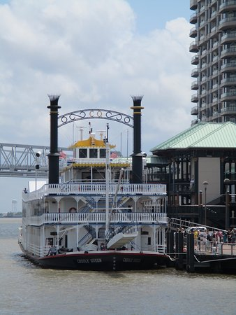 Creole Queen Mississippi River Cruises New Orleans